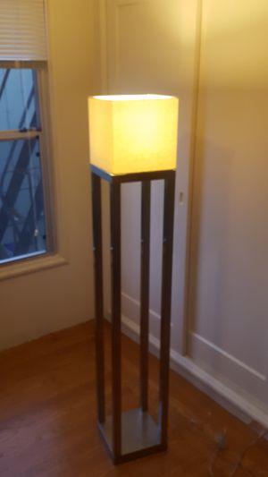 Crate and Barrel floor lamp for Sale in Berkeley, CA