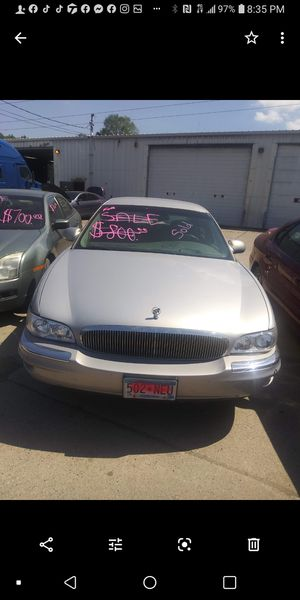98 Buick Park Avenue New Motor 81,000 for Sale in Saint Paul, MN