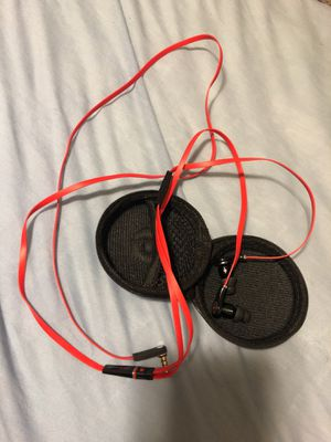 Beats by Dre wired headphones for Sale in Columbus, OH
