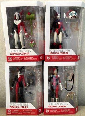 Harley Quinn DC Designer Series Figure for Sale in Philadelphia, PA