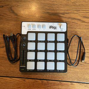 Ik Multimedia IRig Pads for Sale in Fredericksburg, TX
