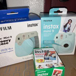 Instax Mini 9 Set for Sale in Riverside, CA