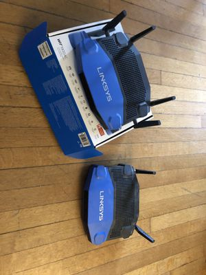 Linksys routers for Sale in Pelham Manor, NY