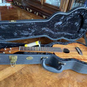 Kanile'a K-1 C Solid Hawaiian Koa Concert Ukulele for Sale in Tigard, OR