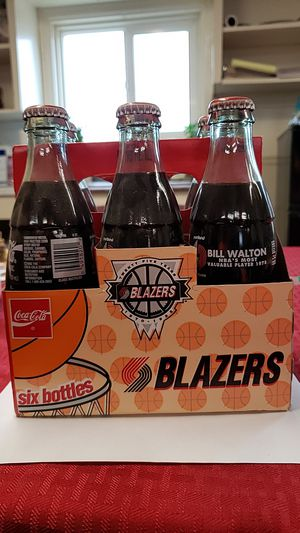 Coca-Cola Bill Walton bottles for Sale in Portland, OR