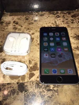 Unlocked iPhone 6 Plus 64gb for Sale in Orland Park, IL