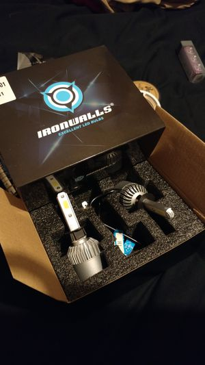 Led H1 highbeam bulbs & H11 lowbeam for Sale in Saint Anthony, MN