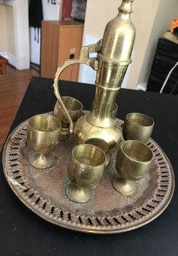 Moroccan Tea Set for Sale in Washington,  DC