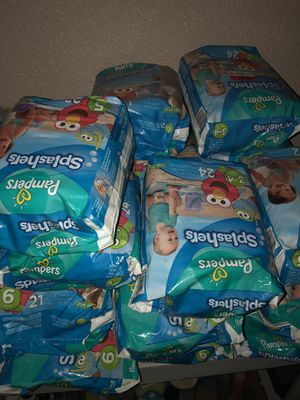 Pampers splashers for Sale in Fort Worth, TX