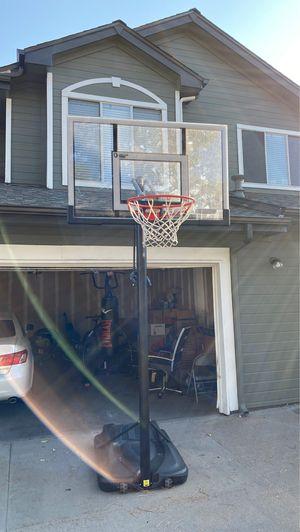 Lifestyle Adjustable Pro Basketball Hoop for Sale in Denver, CO