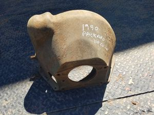 1940 Packard Bell housing 6 cyl. 110 cu for sale  for Sale