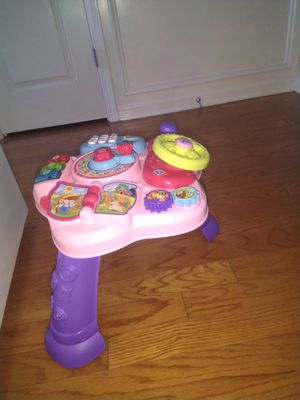VTech learning table for Sale in Chapel Hill, NC
