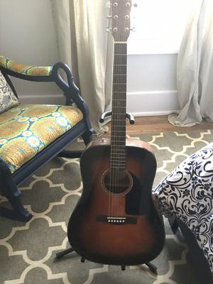 Fender acoustic guitar for Sale in Nashville, TN