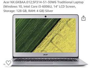 Acer i3 Swift laptop for Sale in Orlando, FL