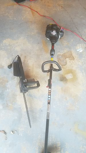 Craftsman weedeater Remington chainsaw for Sale in Richardson, TX