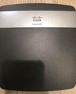 Linksys E2500 N600 Dual-Band Wireless Router for Sale in Brooklyn,  NY