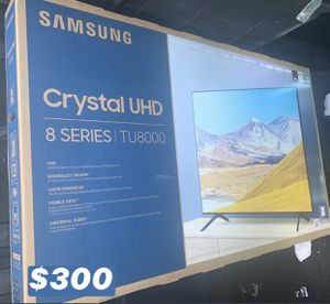 """Samsung - 50"""" Class - 8 Series - 4K UHD TV - Smart - LED - with HDR for Sale in Waldorf, MD"""