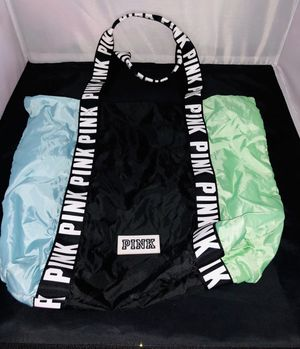 Victoria Secret Pink Parachute Tote Bag for Sale in Spokane, WA