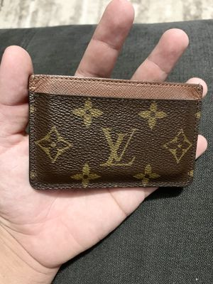 Louis Vuitton card holder wallet for Sale in Ceres, CA