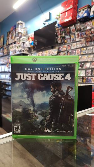 Xbox one Just Cause 4 (Pre-owned) for Sale in Torrance, CA