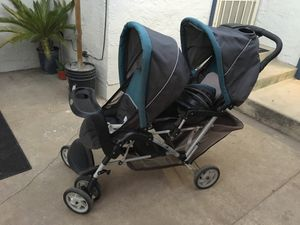 Double Stroller Duo Glider for Sale in Fresno, CA