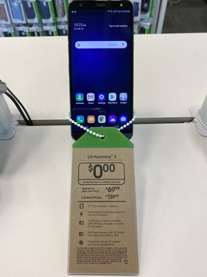 Switch to Cricket & get a FREE LG Harmony 3 for Sale in Honolulu, HI