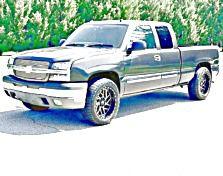 ֆ14OO 4WD CHEVY SILVERADO 4WD for Sale in Tyler,  AL