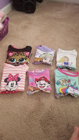3 toddler pajamas for Sale in Passaic, NJ