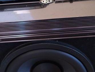 Vendo Suwofer Estéreo Y Amplificador And Ecualizador for Sale in San Jose,  CA