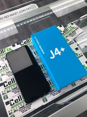 Samsung galaxy j4 Plus for Sale in TWN N CNTRY, FL