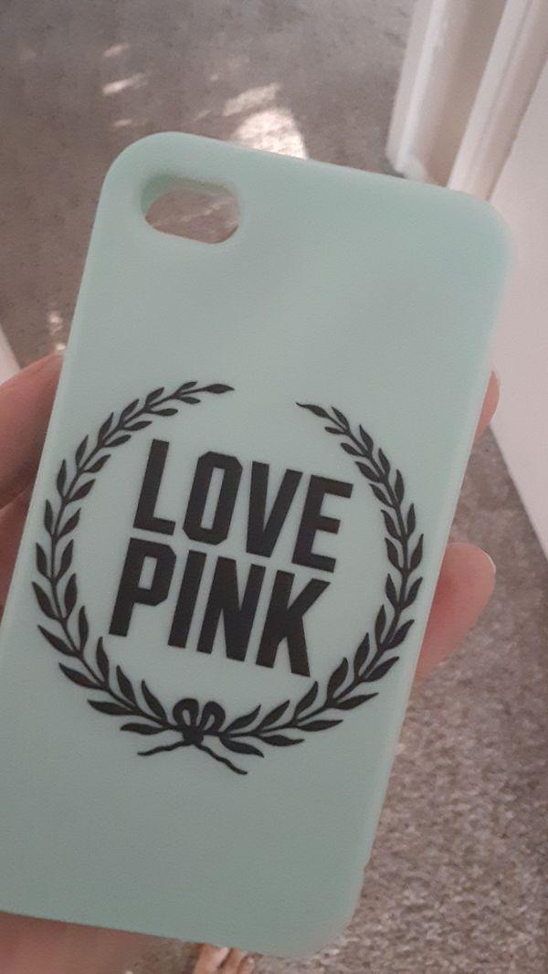 Victorias Secret iPhone case