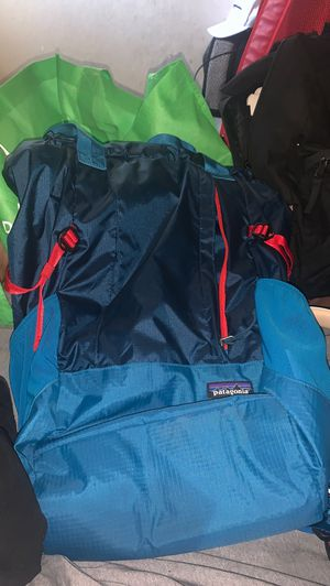 Patagonia Hiking Bag for Sale in Oakland, CA