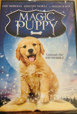 Magic Puppy DVD Brand New for Sale in Houston, TX
