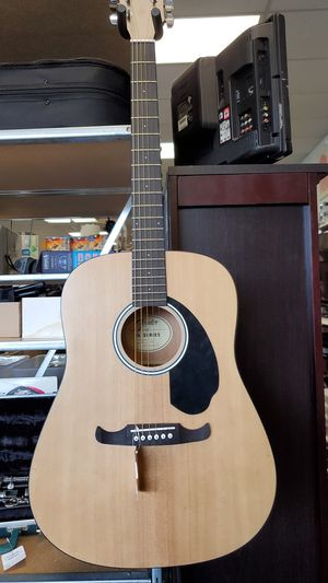 Fender FA-125 Dreadnought Acoustic Guitar (Demo Instrument, missing one string) for Sale in Port Orchard, WA