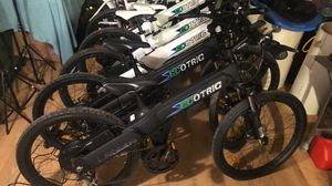 Electric bike by Ecotric we do have different models of the bike for Sale in Vallejo, CA