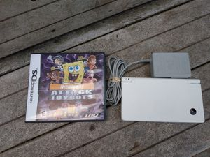 A used Nintendo DSi with one game for Sale in Oshkosh, WI