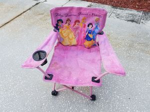(2) KIDS FOLDING CHAIRS for Sale in Tarpon Springs, FL