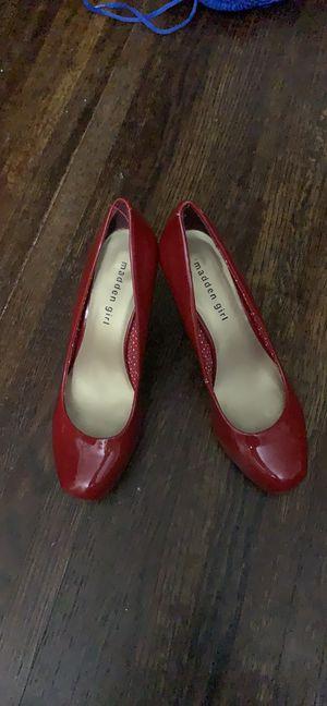 Madden Girl Red Heels 7.5 for Sale in Nashville, TN