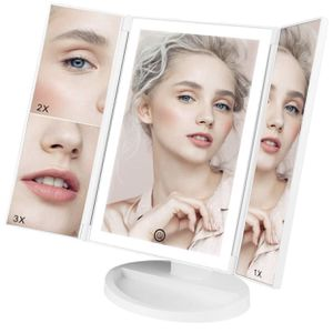 LED Trifold Makeup Mirror for Sale in Queens, NY