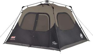 COLEMAN CABIN TENT WITH INSTANT SETUP for Sale in Tonopah, AZ
