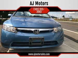 2007 Honda Civic Sdn for Sale in Fairview, OR
