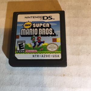 SUPER MARIO BROS. NINTENDO DS GAME for Sale in San Diego, CA