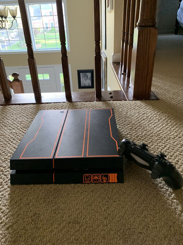 PS4 Call of Duty Black Ops III Limited Edition, 1 TB, Excellent Condition