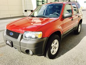 2006 Ford Escape SUV 4WD for Sale in Riverdale Park, MD