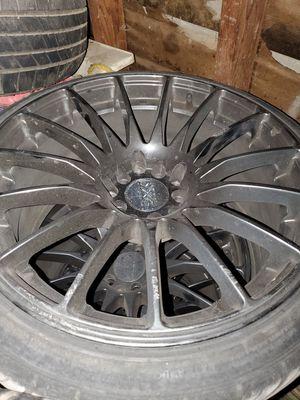 XXR 550 Wheels Rims Set of 4 for Sale in Riverside, CA