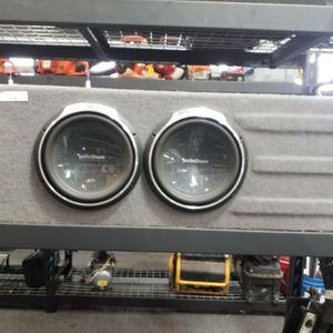 ROCKFORD CAR SUBS MODEL P3 for Sale in Puyallup, WA
