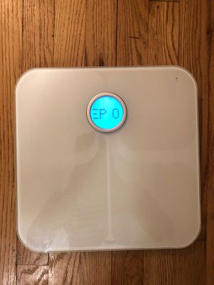 Fitbit aria scale for Sale in Alexandria, VA