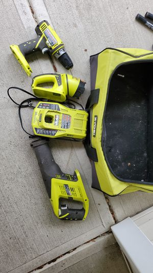 Ryobi tools for Sale in Columbus, OH
