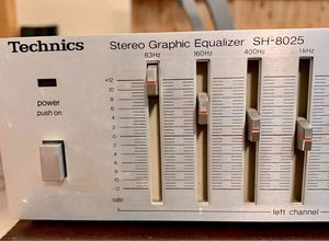 Technics Stereo Graphic Equalizer SH-8025 for Sale in Lincoln, NE