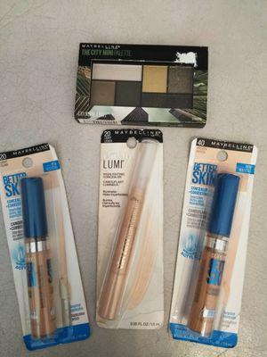 Maybelline $2 Concealers & Beautiful Green Urban Jungle Eyeshadows for Sale in Pomona, CA